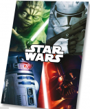 Fleece deka Star Wars 100/150