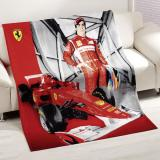 Fleece deka Ferrari Alonso race car 130/170