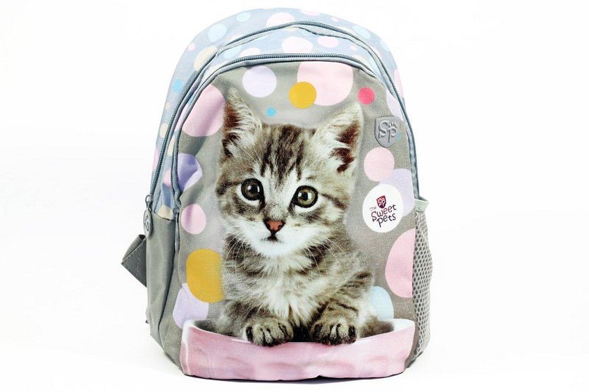 Dětský batůžek Sweet Pets Kotě 29 cm