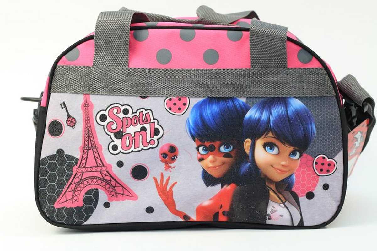 BENIAMIN Sportovní taška Kouzelná Beruška Polyester/PVC, 33x22x18 cm