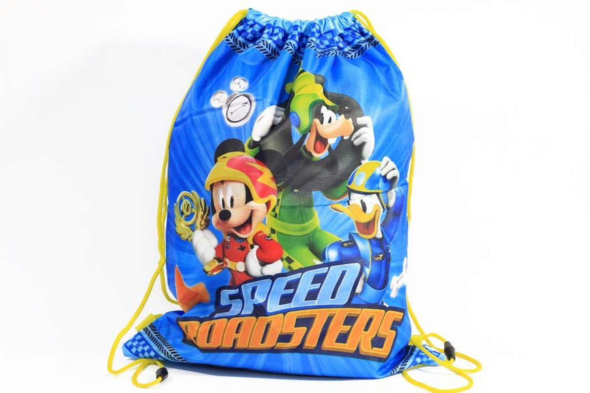 Taška na tělocvik a přezůvky Mickey Speed
