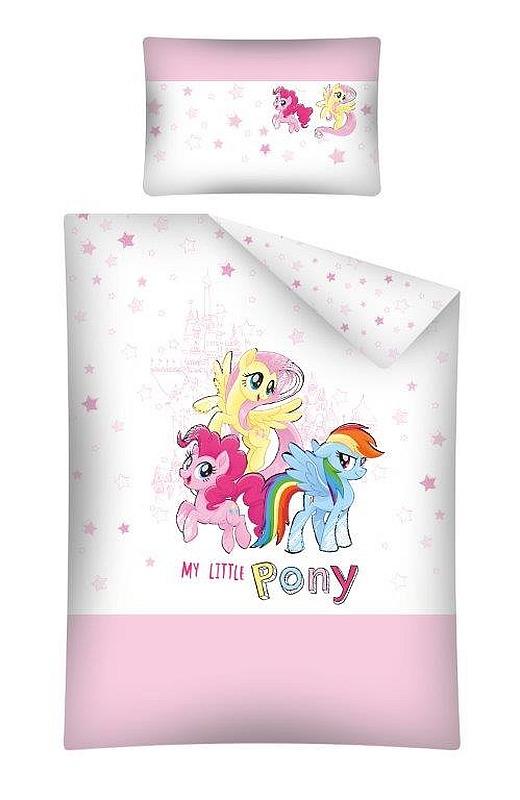 Povlečení do postýlky My Little Pony 100/135, 40/60