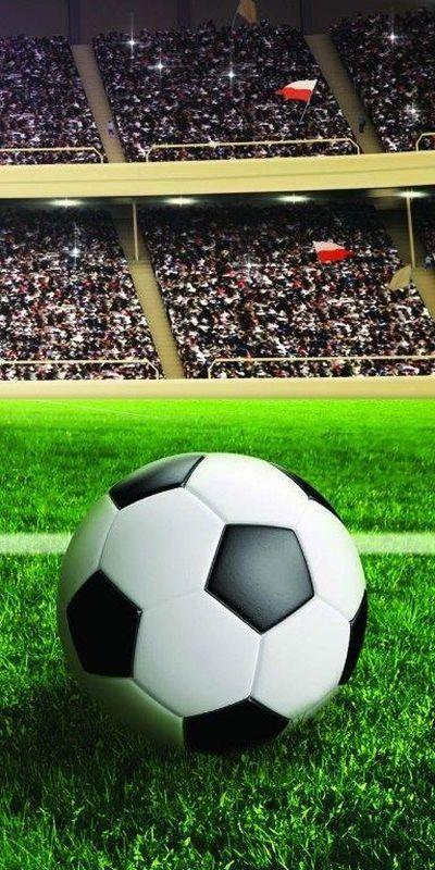 DETEXPOL Osuška Fotbalový míč  Bavlna - Froté, 70/140 cm