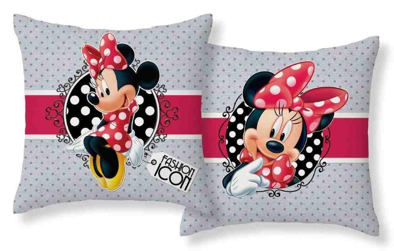 Povlak na polštářek Minnie fashion micro 40/40