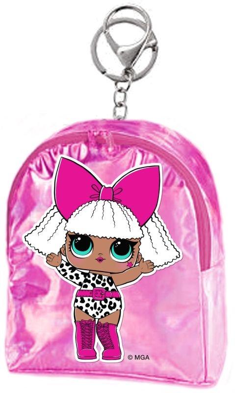 Klíčenka LOL Pink
