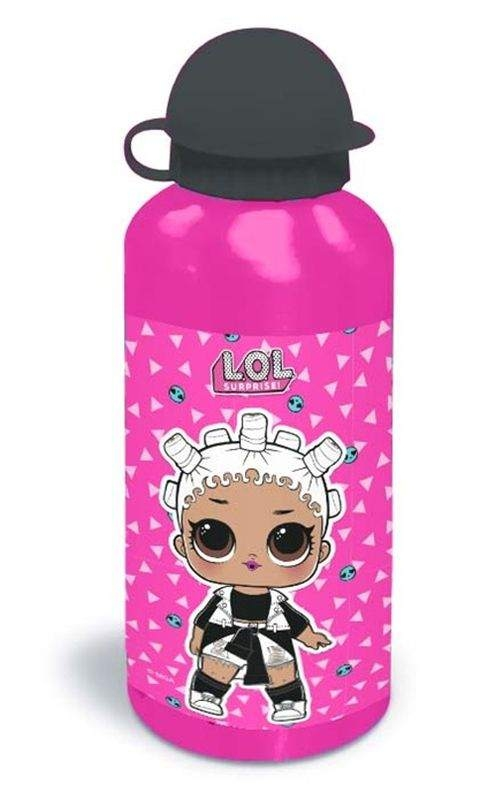 ALU láhev LOL Black 500 ml