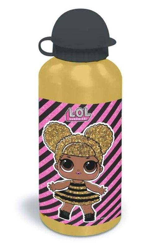 ALU láhev LOL Gold 500 ml