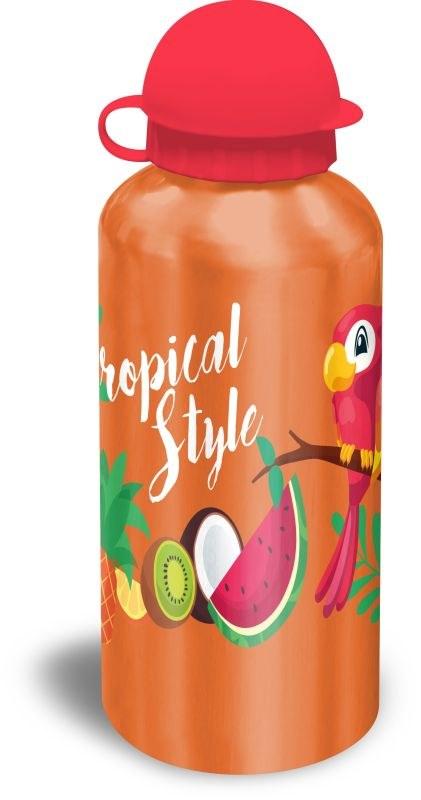 EUROSWAN ALU láhev Tukan oranžová  Hliník, Plast, 500 ml