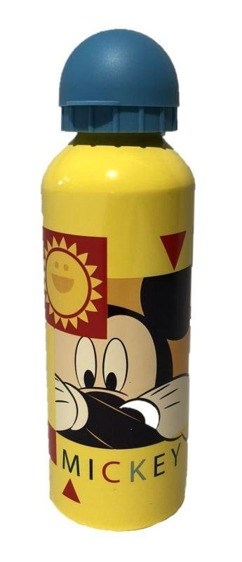 EUROSWAN ALU láhev Mickey yellow  Hliník, Plast, 500 ml