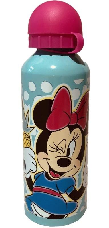 EUROSWAN ALU láhev Minnie green  Hliník, Plast, 500 ml