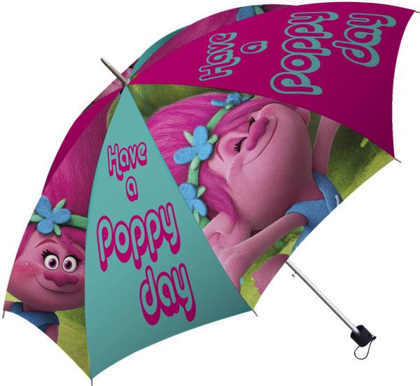 Skládací deštník Trollové Poppy - deštníky
