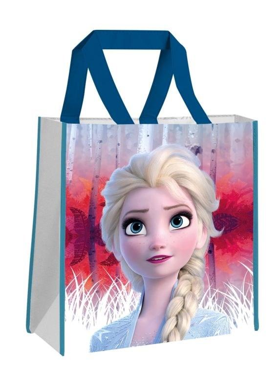 EUROSWAN Dětská nákupní taška Ledové Království 2 Elsa Polypropylen, 38 cm