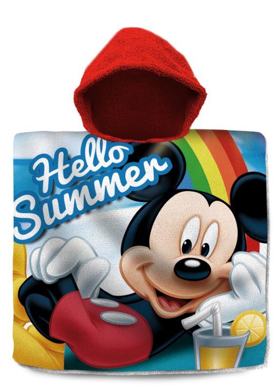 Pončo Mickey Summer 60/120