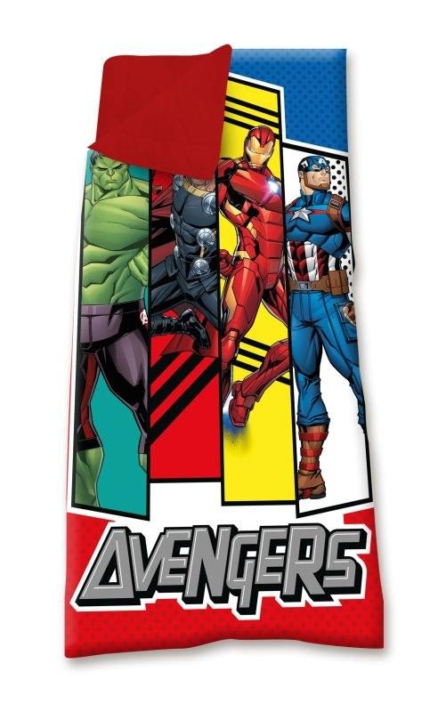 EUROSWAN Spací pytel Avengers  Polyester, 68/138 cm