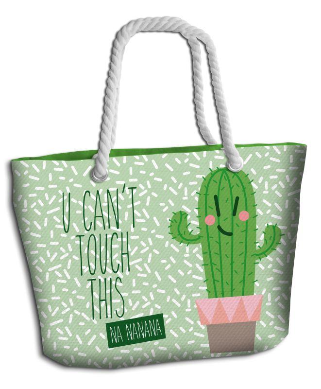 Plážová taška Kaktus