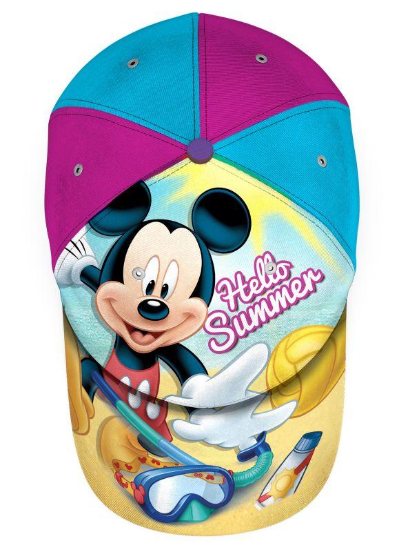 Kšiltovka Mickey potápěč vel. 52
