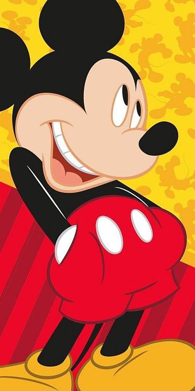 Osuška Mickey 70/140