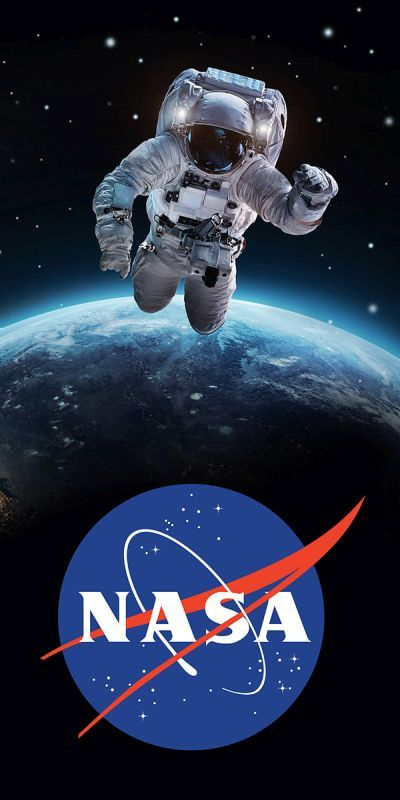 HALANTEX Osuška NASA Astronaut  Bavlna - Froté, 70/140 cm
