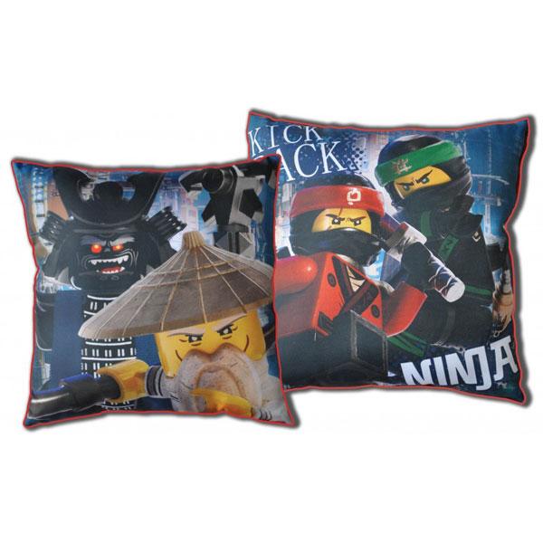 Polštářek Lego Ninjago Movie 40/40 - polštářky s výplní