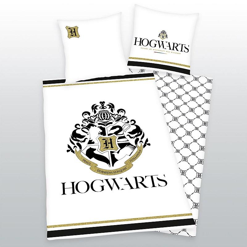 HERDING Povlečení Harry Potter  Bavlna, 140/200, 70/90 cm