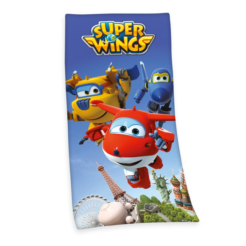 Osuška Super Wings 75/150