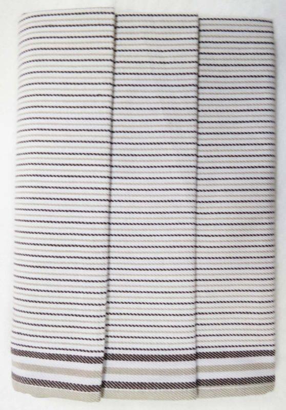 Polášek Kuchyňské utěrky z Egyptské bavlny 3 ks vzor č.11 Bavlna