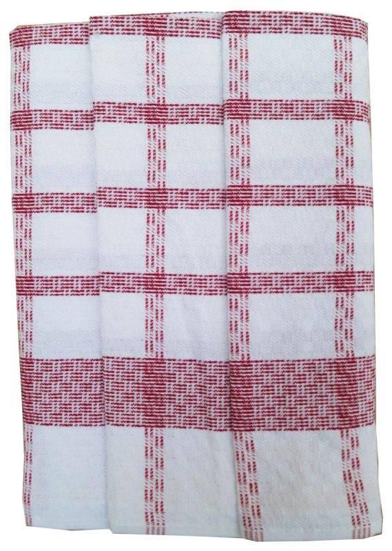 Polášek Kuchyňské utěrky z Egyptské bavlny 3 ks vzor č.53 Bavlna