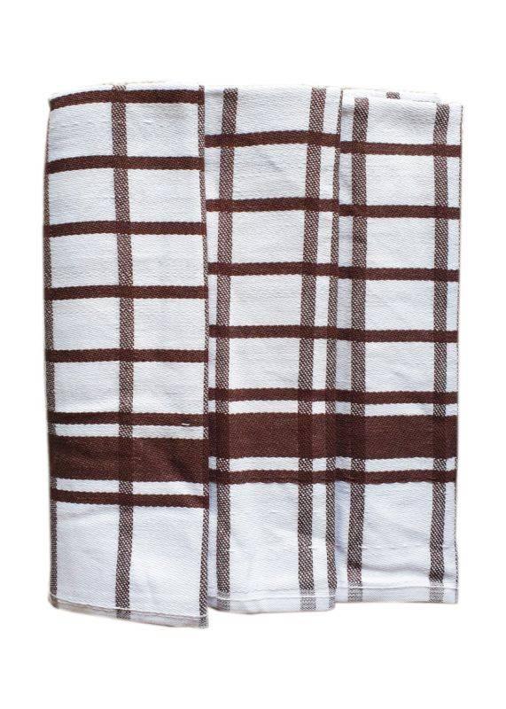 Polášek Kuchyňské utěrky z Egyptské bavlny 3 ks vzor č.57 Bavlna