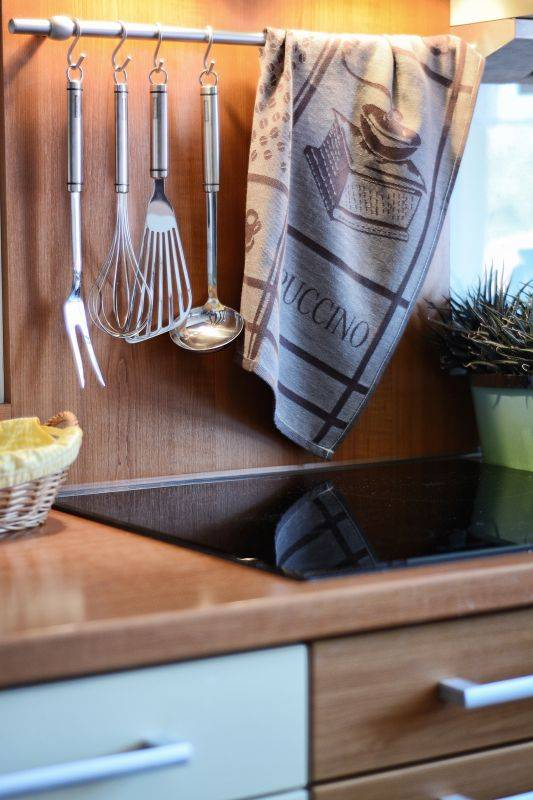 Polášek Kuchyňské utěrky z Egyptské bavlny 3 ks vzor č.72 Bavlna