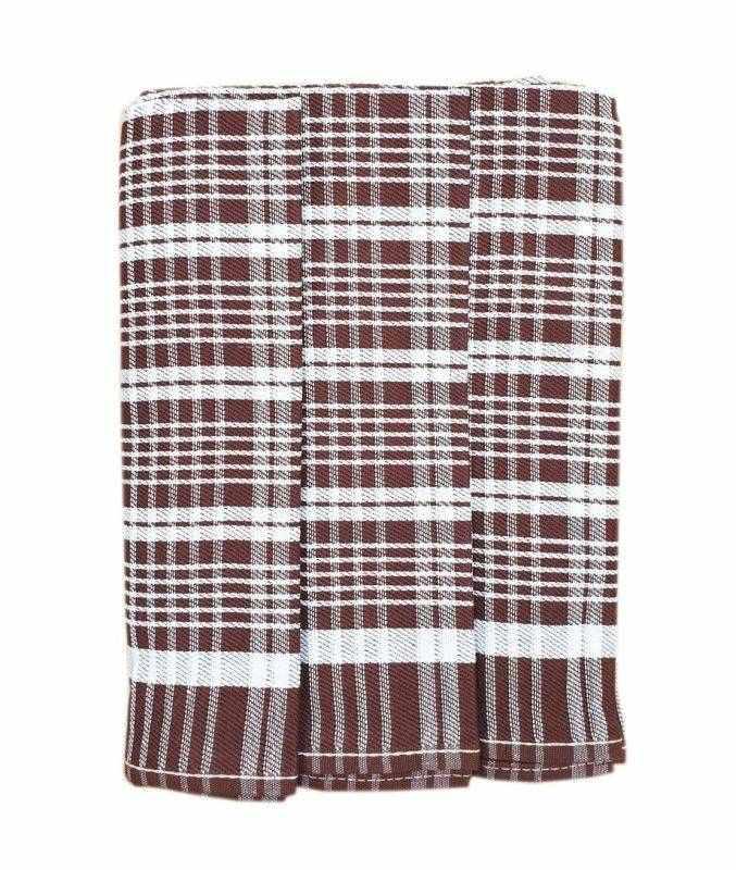 Polášek Kuchyňské utěrky z Egyptské bavlny 3 ks vzor č.74 Bavlna