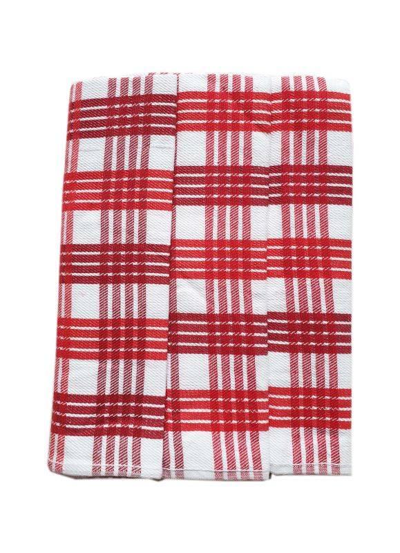 Polášek Kuchyňské utěrky z Egyptské bavlny 3 ks vzor č.83 Bavlna