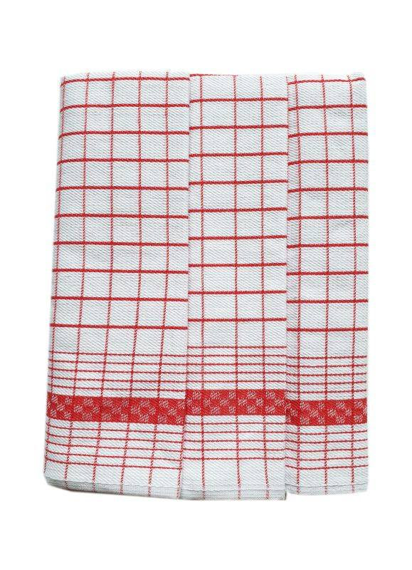 Polášek Kuchyňské utěrky z Egyptské bavlny 3 ks vzor č.90 Bavlna