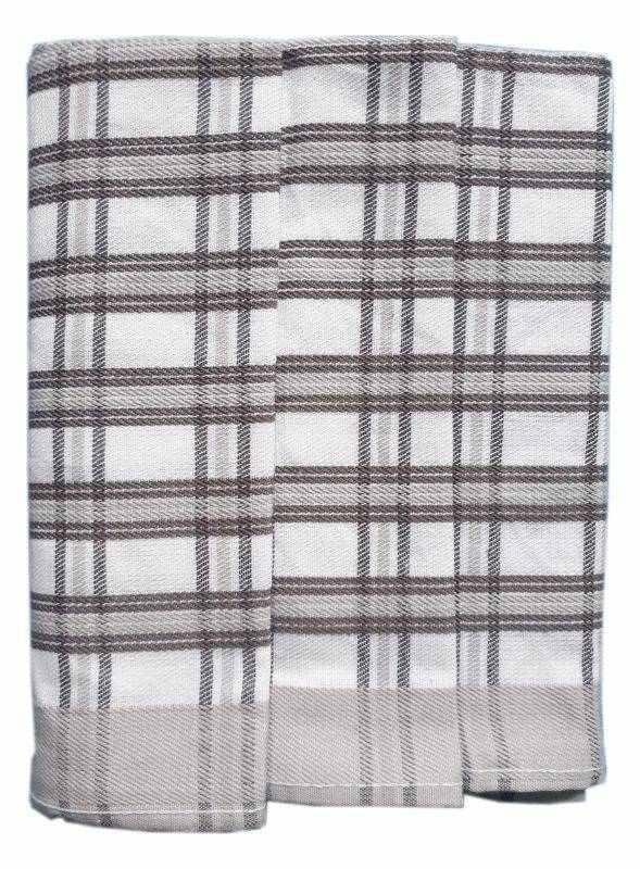 Polášek Kuchyňské utěrky z Egyptské bavlny 3 ks vzor č.91 Bavlna