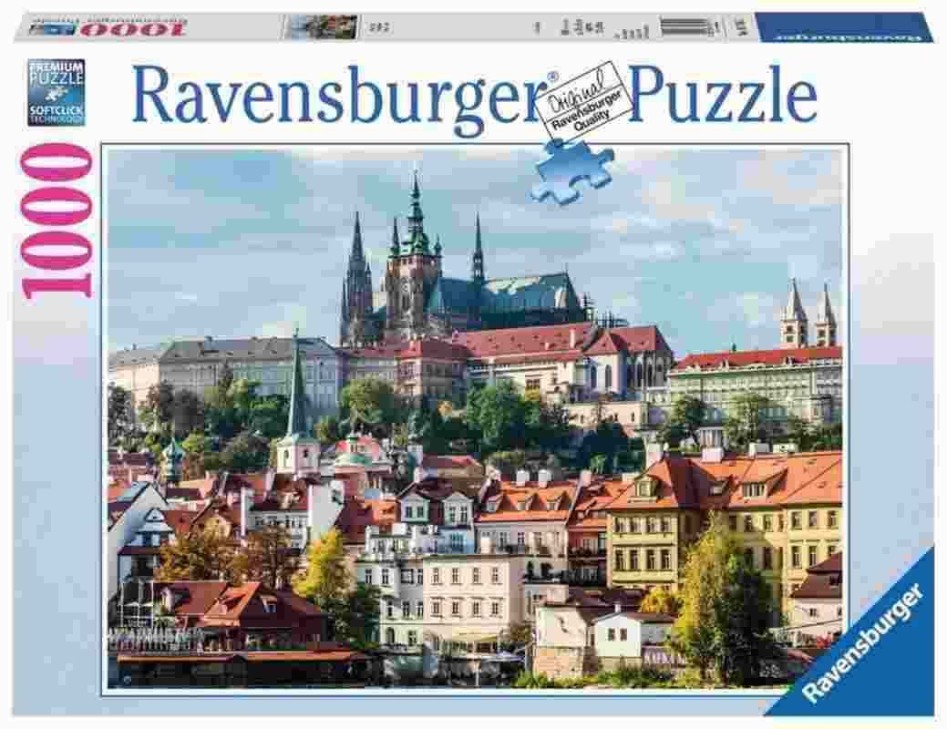 Puzzle Pražský hrad 1000 dílků