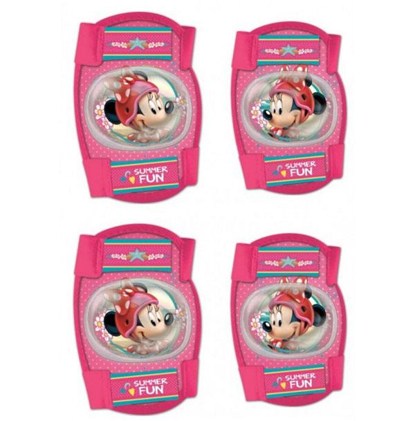 Chráníče kolen a loktů Minnie Mouse - cyklodoplňky
