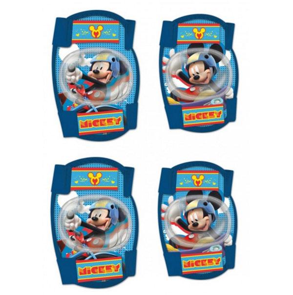 Chráníče kolen a loktů Mickey Mouse - cyklodoplňky