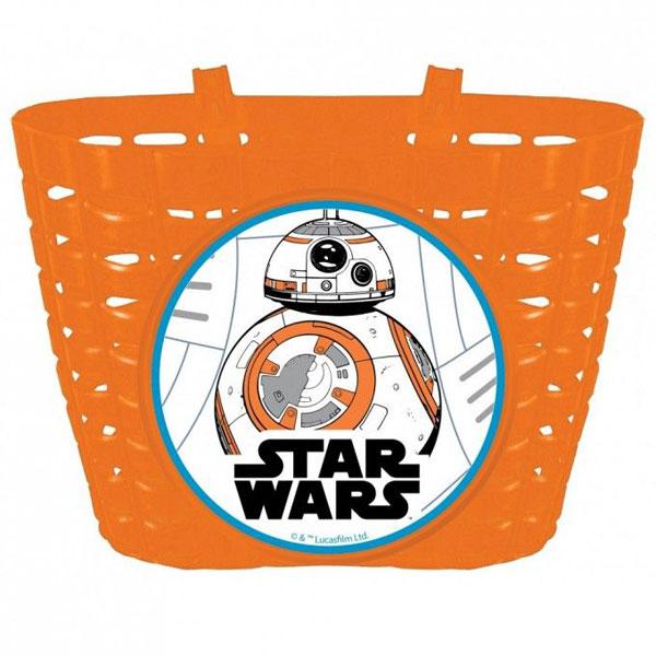 Košík na kolo Star Wars BB-8 - cyklodoplňky