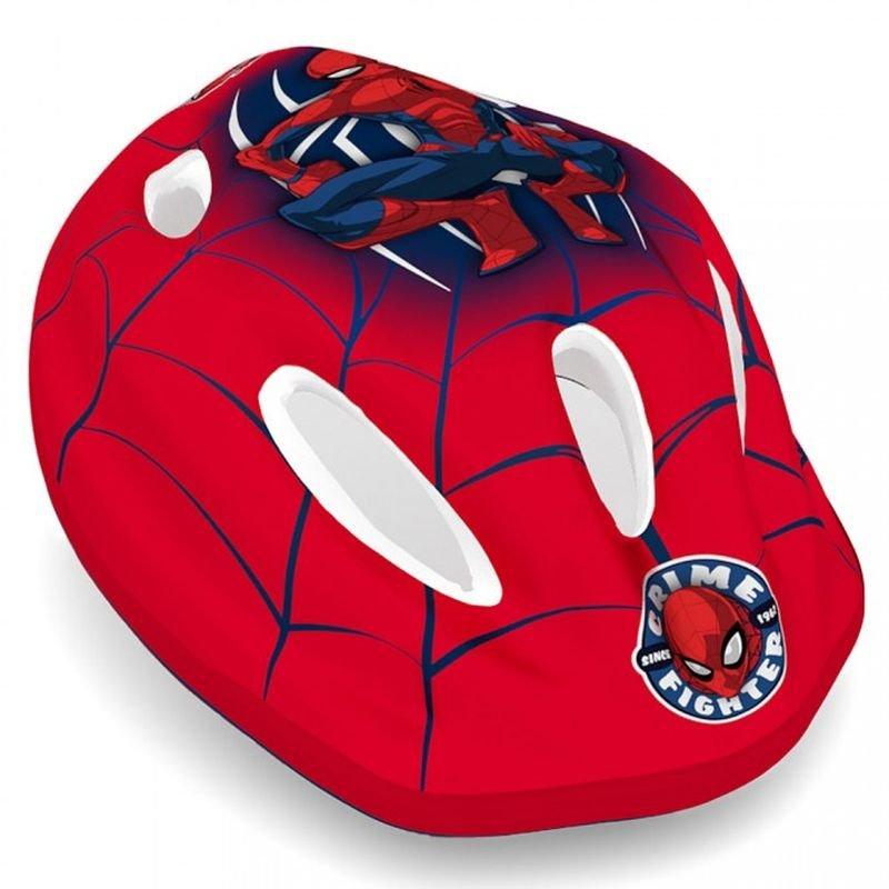 Cyklo přilba Spiderman