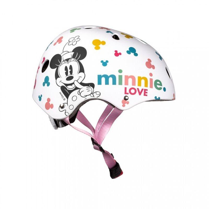 Freestyle dětská přilba Minnie bílá