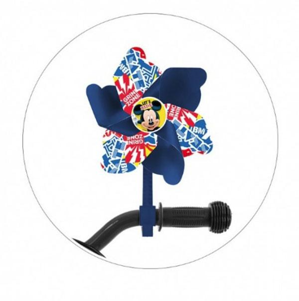 Větrník na dětské kolo Mickey Mouse - NOVINKY