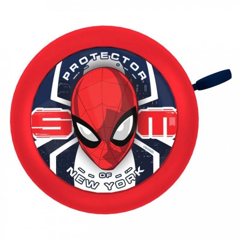 Zvonek na kolo Spiderman