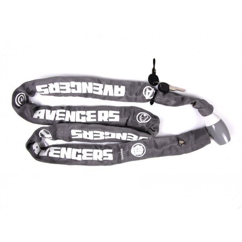 SEVEN Zámek na kolo řetězový Avengers ,
