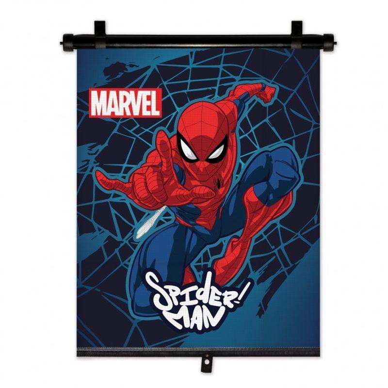 Sluneční clona Roletka Spiderman 1 ks