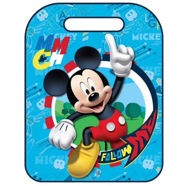Ochrana sedadla v autě Mickey Mouse - Duben 2017