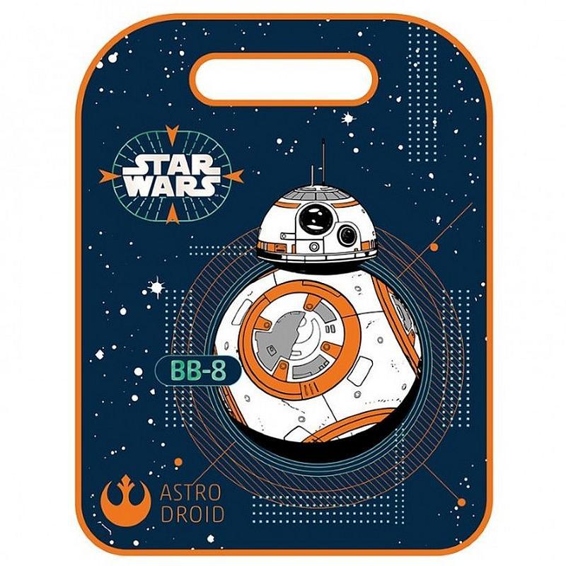SEVEN Ochrana předního sedadla Star Wars BB- PVC, 8 cm