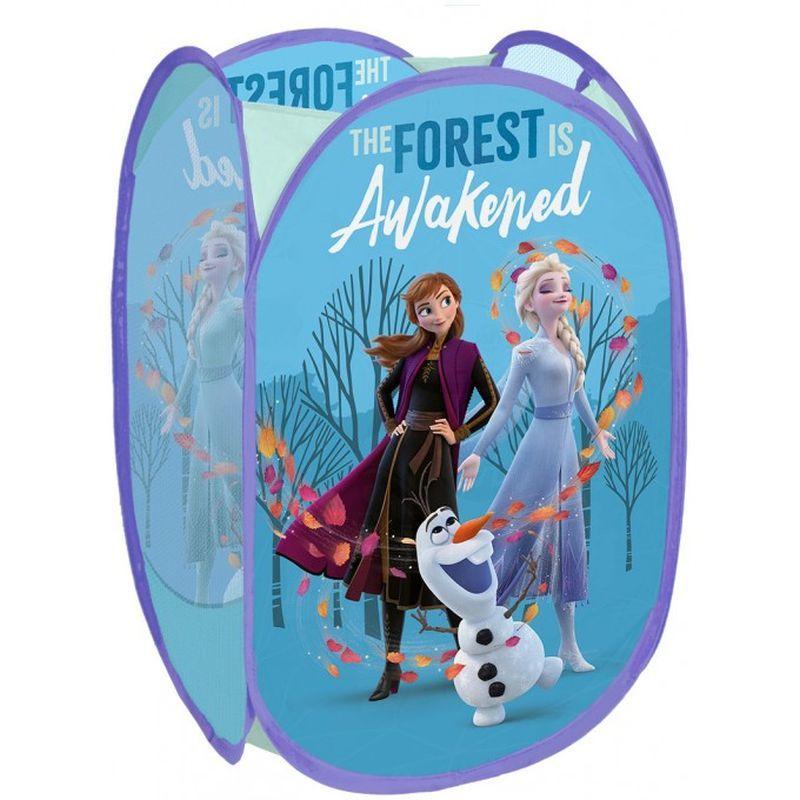 SEVEN Koš na hračky Ledové Království 2 Forest Polyester