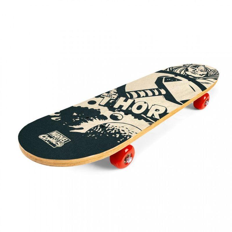 SEVEN Skateboard dřevěný Thor 9 vrstvý čínský javor, 1x 61x15x8 cm