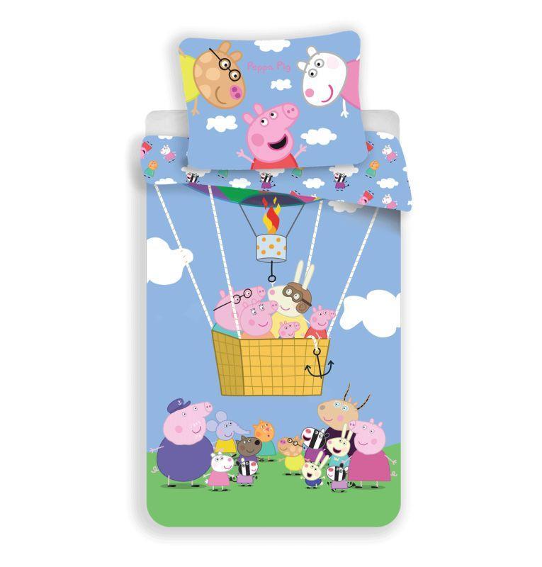 Povlečení Peppa Pig 001 140/200, 70/90