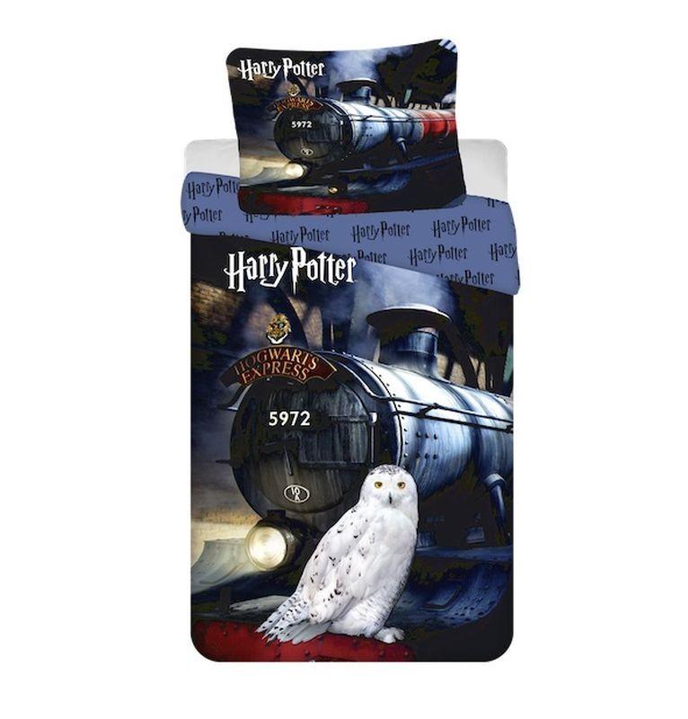 JERRY FABRICS Povlečení Harry Potter HP 111 Bavlna, 140/200, 70/90 cm
