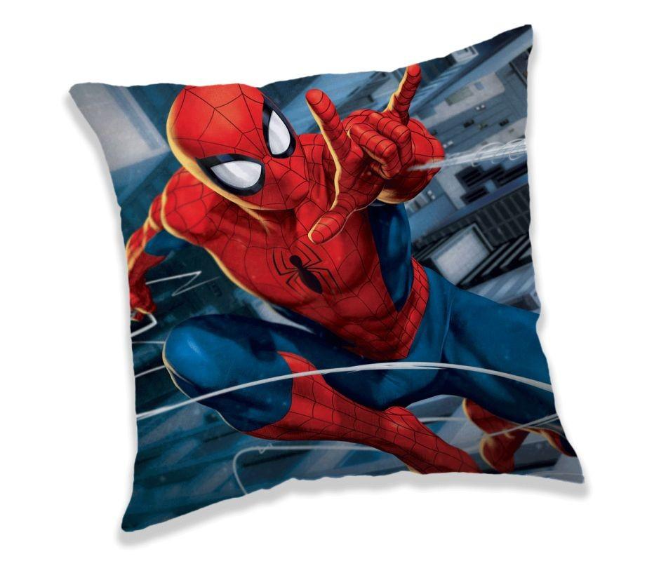 JERRY FABRICS Polštářek Spiderman 04 Polyester, 40/40 cm